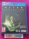 ALIEN ISOLATION EDITION NOSTROMO SONY PS4 NEUF SOUS BLISTER VERSION FRANCAISE