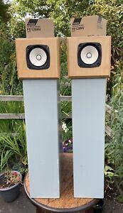 Frugal Horn 3 Speakers Full Range Fostex Drivers Pair