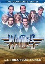 Wings Complete Series 16-DVD Set Seasons 1-8 NEW, SEALED! TIM DALY STEVEN WEBER