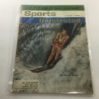 Sports Illustrated: May 21 1962 - How To Enjoy Your Boat & Fun On The Water