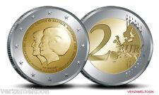 "NEDERLAND SPECIALE 2 EURO 2013 ""DUBBELPORTRET"": BEATRIX en WILLEM-ALLEXANDER"""