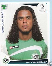 Adesivo DI CALCIO-PANINI UEFA CHAMPIONS LEAGUE 2009-10 - N. 67-MACCABI Haifa