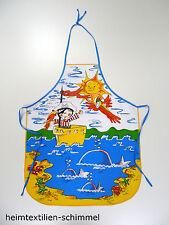 Kinder Schürze Kochschürze Backschürze Küchenschürze Kinderwerkschürze SEERÄUBER