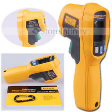 Fluke 62 Max+ Dual Laser Infrared Thermometer -30 °C-650 °C AU Ship