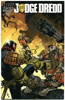 JUDGE DREDD #3 A, VF+, IDW,  2012, Sci-fi, Police, I am the Law, more in store