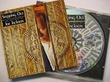 "JOE JACKSON ""STEPPING OUT - THE VERY BEST OF JOE JACKSON"" - CD"