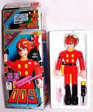 CYBER 009 ROBOT BOY ORIG TAKATOKU DIECAST&ACESS SHOGUN 1970's ANIME JAPAN MIB