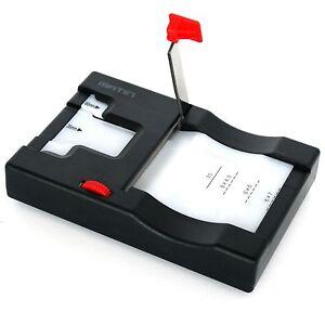 Versatile SLIDE FILM CUTTER Trimmer 35mm 135 120 60mm 6x4.5 6x6 6x7 Negative