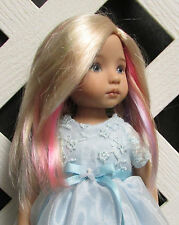 "Doll Wig, Monique Gold ""Macy"" Size 8/9 Fantasy Pastels"