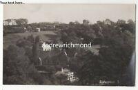 Bishopston Swansea South Wales Vintage RP Postcard Colquhoun 151c