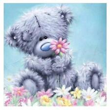 DIY 5D Diamond Embroidery Bear Painting Cross Stitch Craft Decor Kit Home Art