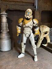 Star Wars Custom 6? Black Series Clone Commando Gregor Action Figure Trooper