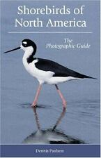 Shorebirds of North America: The Photographic Guide by Paulson, Dennis