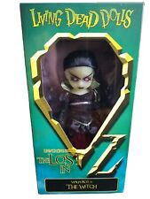 Living Dead Dolls Lost In Oz Glow In The Dark Walpurgis As The Witch By Mezco