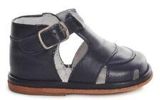 Boys' Leather Buckle Medium Width Baby Shoes