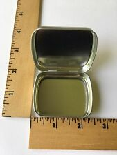 """Small Metal Altoid Box Containers (7) with Hinged Lid - 2"""" x 1.75"""" - NEW"""