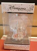 ORNEMENT CHATEAU BLANC Disneyland Paris