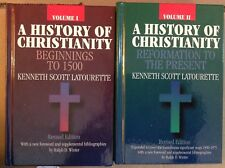 A History of Christianity: Volume I&2  Revised Edition