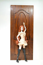 Door for Dolls 12 inch 1/6 FR Barbie furniture H=20 inch! NEW Diorama