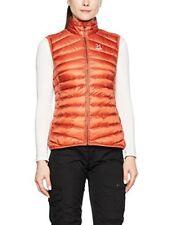 Vestes de fitness orange pour femme