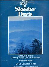 SKEETER DAVIS the best of US EXLP 1978