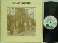 FAIRPORT CONVENTION - Angel Delight LP (RARE UK Import on ISLAND w/Gatefold Cvr)