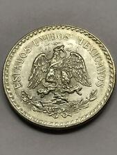 1945-M Mexico 1 Peso BU++ #6047