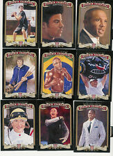 2012 UPPER DECK GOODWIN CHAMPIONS COMPLETE BASE SET 1-150