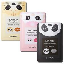 the SAEM Facial Mask Sheet Animal Face Skin Care Moisturizing Pack 25ml