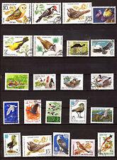 URSS-RUSSIE: oiseaux de basse-cour,plan d'eau,proie,divers F201