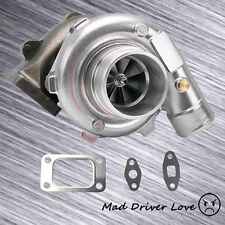 T3/T4 TO4E TURBO CHARGER .57 A/R TURBINE HOUSING LOW END RPM TORQUE EG EK EF CRX