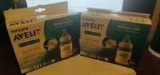 New LOT OF (X6) Philips Avent Anti-Colic Baby Bottles...