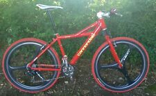 Cannondale-Volvo CAD2 Mountain Bike with Spin Wheels
