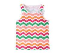 Gymboree Hop n Roll Wavy Stripes Shirt Size 6 NWT
