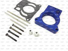 Blue Throttle Body Spacer Fits 96-05 GMC Chevy Sonoma S10 Blazer 4.3L V6