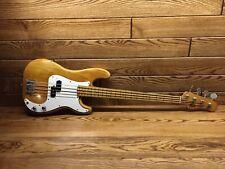 Fender Bass Guitar Precision 1976 Vintage Jazz Electric Rare Authentic