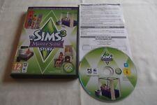 Los Sims 3 Master Suite Stuff Add-On de expansión PC/Mac DVD v.g.c. Rápido Post