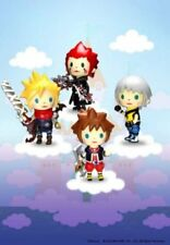 Square-Enix - Kingdom Hearts Avatar Trading Arts Vol. 1 pack 4 figurines 5 cm
