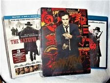 Tarantino XX (Blu-ray Disc, 2012 13-Disc) pulp fiction complete Quentin 10 films