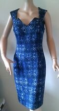 Connected Apparel Sleeveless Dress Women's Size 6