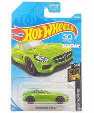 Hot Wheels 2015 Mercedes Amg Gt 5/10 Night Burnerz