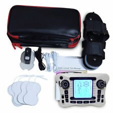 TENS UNIT/Dual channel output TENS EMS pain relief/Electrical nerve muscle stimu