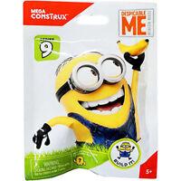 Mega Construx Despicable Me Series 9 Blind Bag Mini Figure New Toys Kids 1 Fig