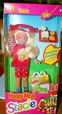 Vintage 1993 Happy Meal Stacie Barbie - New in Box