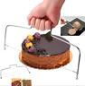 Wire Cake Slicer Stainless Steel Adjustable Leveler Slices Cake Cutter  Tools