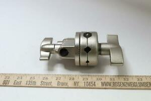 Lighting Boom Clamp Assembly