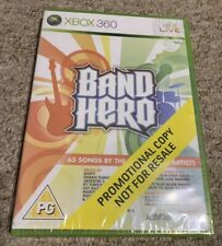 Band Hero Xbox 360 Promotional Copy