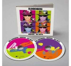 UDO LINDENBERG  Udopium Das Beste ( Neuheit 14.05.2021 ) 2 CD NEU & OVP