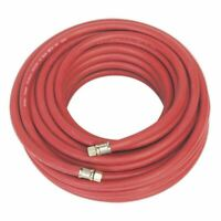 """Sealey AHC20 Air Hose 20mtr x ?8mm with 1/4""""BSP Unions"""