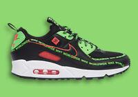 Nike Air Max 90 Worldwide CK6474 001  Mens US 11.5 UK 10.5 Running Sneaker Shoe